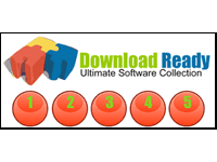 Downloadready 5 stars award