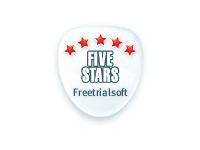 Freetrialsoft five stars award